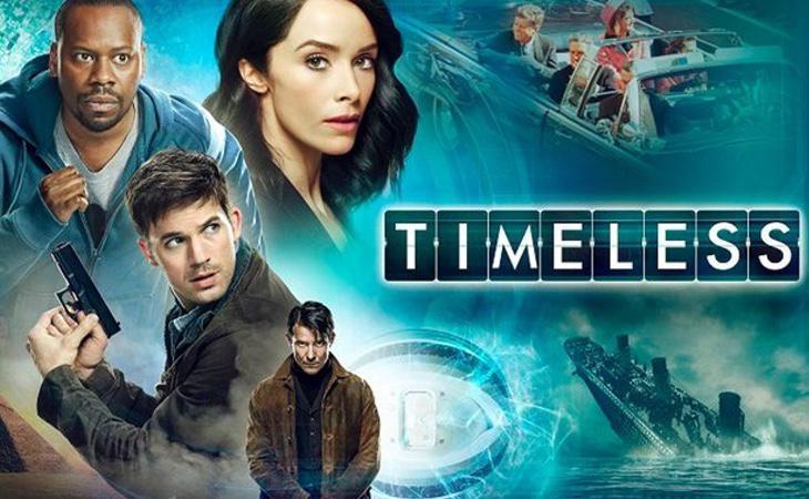 'El Ministerio del Tiempo' made in USA