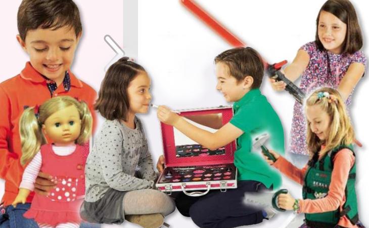 Toy Planet es una de las jugueterías que intenta acabar con los roles de género