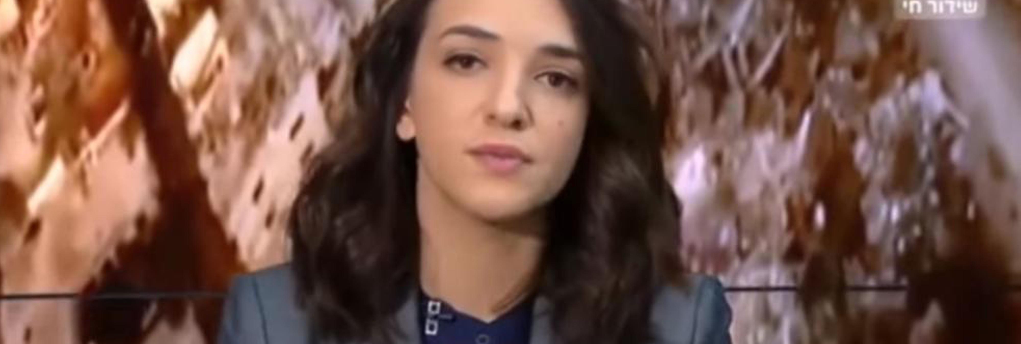 """Una periodista israelí carga duramente contra la comunidad internacional por el """"holocausto"""" en Siria"""