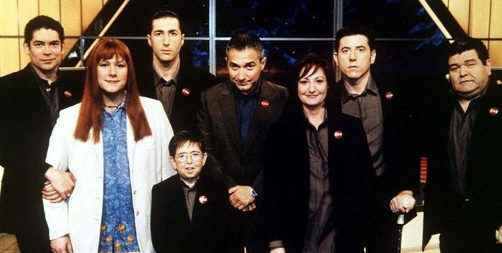 'Crónicas marcianas' punto de inflexión en la televisión de final de los 90