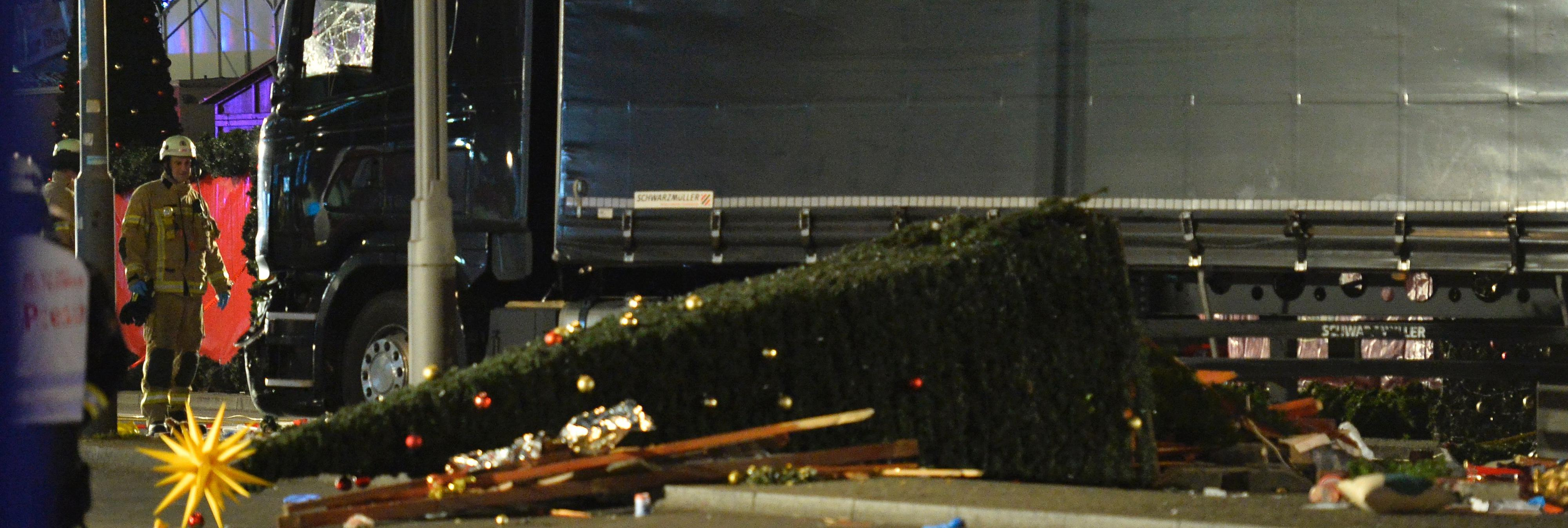 Daesh reivindica la autoría del atentado contra un mercadillo navideño en Berlín