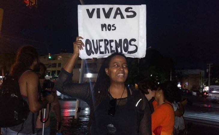 La organización Ni Una Menos ha convocado marchas por el país