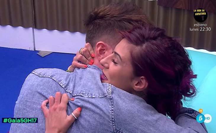 Bea y Rodrigo, una pareja muy dulce
