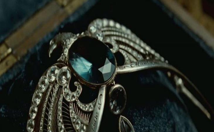 Tiara de Ravenclaw, uno de los horrocruxes