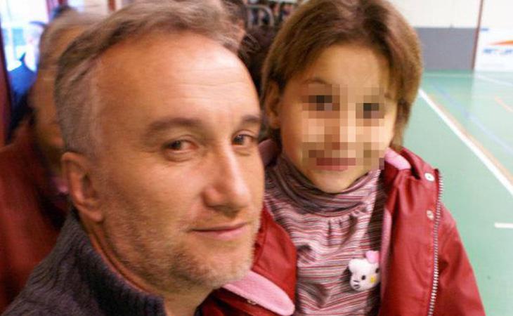 El padre de Nadia, Fernando Blanco, está en prisión