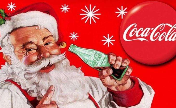 El Noel de Coca-cola