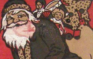 La evolución de Papá Noel: De obispo generoso a fichaje de Coca-Cola