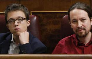 Partidarios de Iglesias y Errejón se enfrentan en las redes sociales