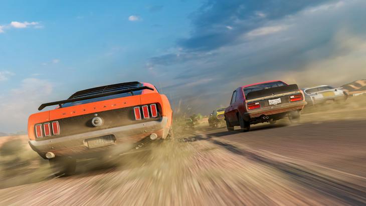 'Forza Horizon 3' ha pisado fuerte este año
