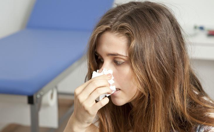 El incremento de partículas contaminantes en el aire incrementa el riesgo de alergias