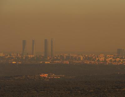 Consecuencias de la contaminación atmosférica en Madrid