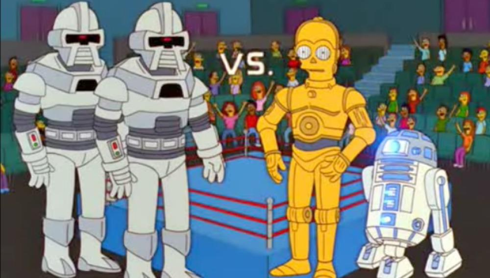 Battlestar Galactica' vs. 'Star Wars