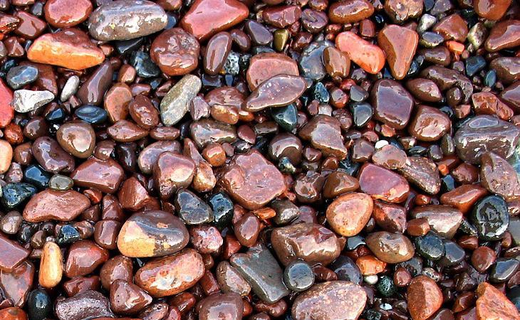 Para empezar bien el año, regala una piedra a tus seres queridos