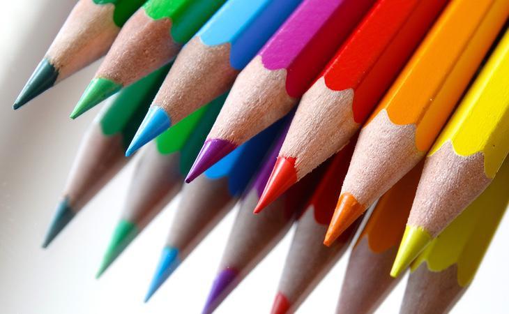 Pon algo de color en tu vida, pero no en tu ano