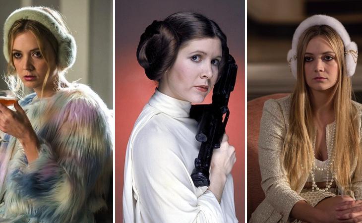 Las orejeras de Chanel 3, homenaje a la Princesa Leia