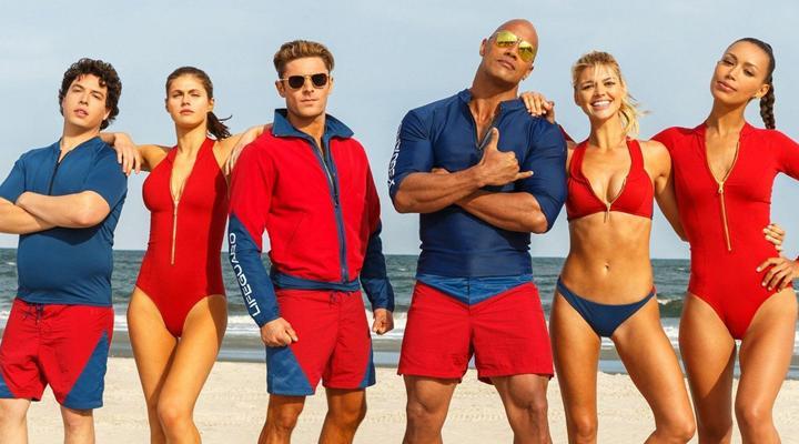 Vuelven 'Los Vigilantes de la Playa'