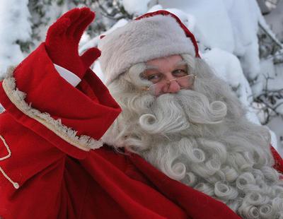 """El director de un espectáculo infantil grita a su público que """"Santa Claus no existe"""""""