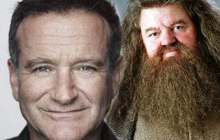 Robin Williams quiso interpretar a Hagrid en 'Harry Potter' y se descubre la razón por la que fue rechazado