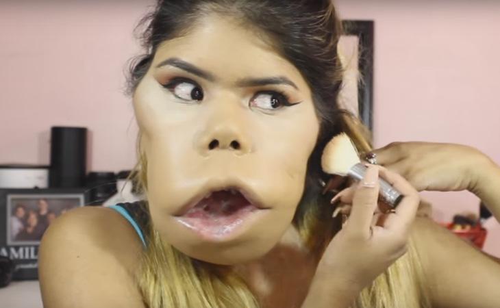 El tumor facial no ha impedido que Marimar cumpla su sueño