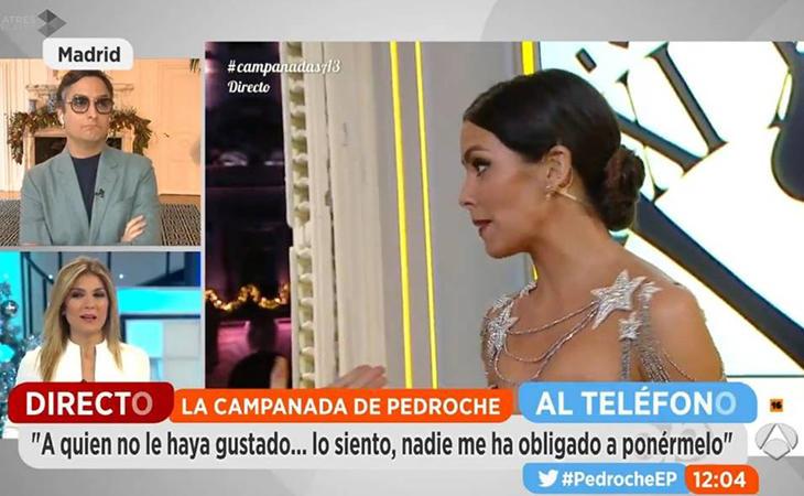 Cristina Pedroche: 'Soy una mujer libre, y decido lo que quiero ponerme'
