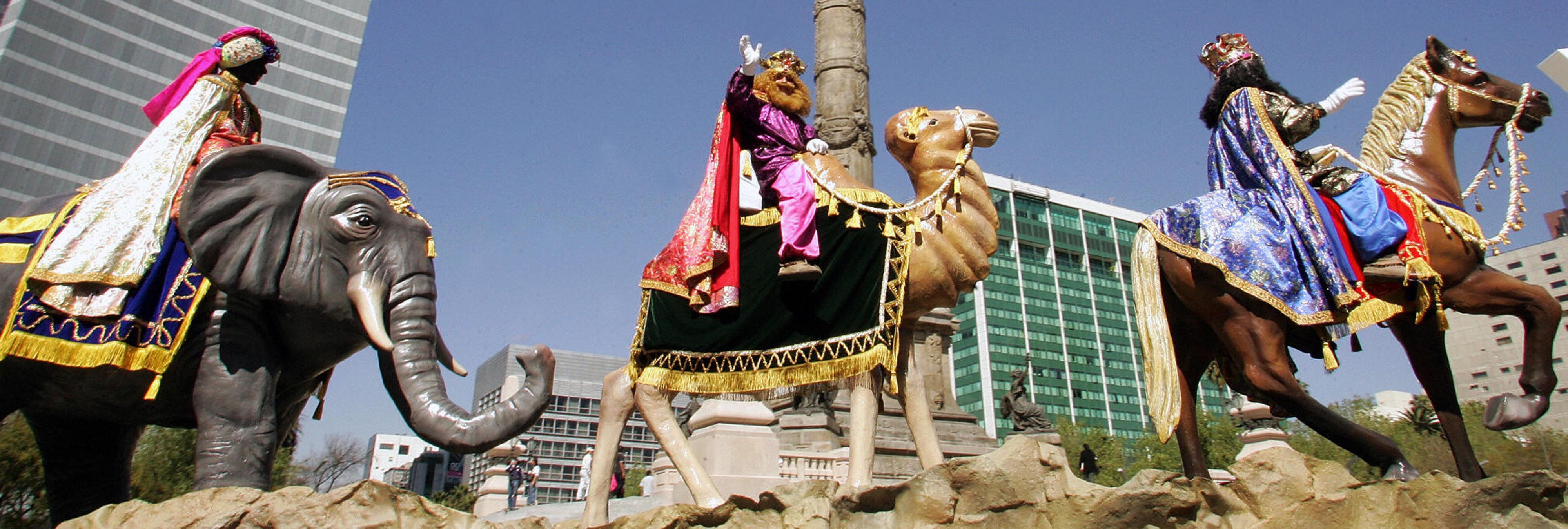 Proponen eliminar a un Rey Mago de la cabalgata