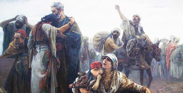 Los moriscos eran una potencial amenaza para el poder del rey, no para las libertades