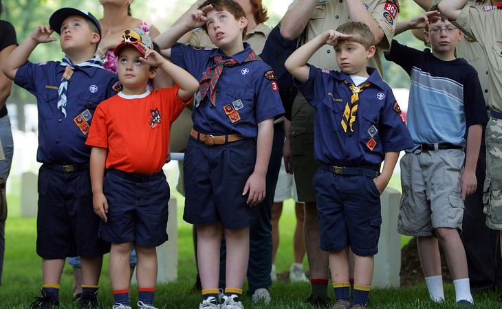 La relación entre la Iglesia y los Scouts es fuente de polémicas