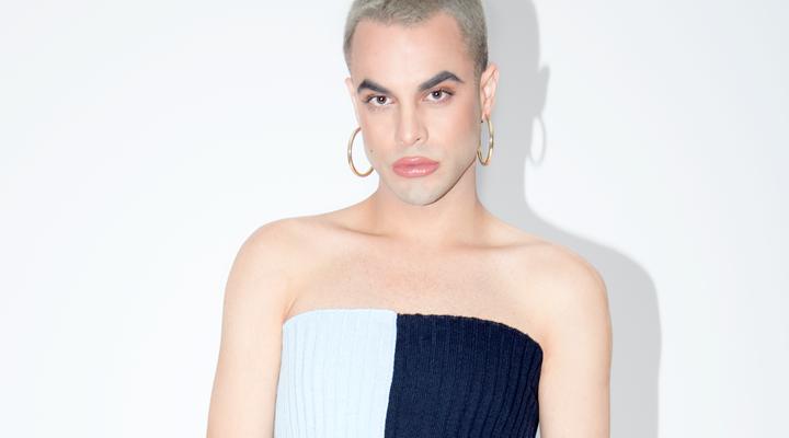 Jedet Sánchez: '<em>En mi trabajo voy maquillado y me visto como me da la gana</em>