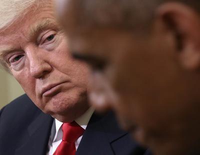 Trump derogará el 'Obamacare' en su primer día en el poder