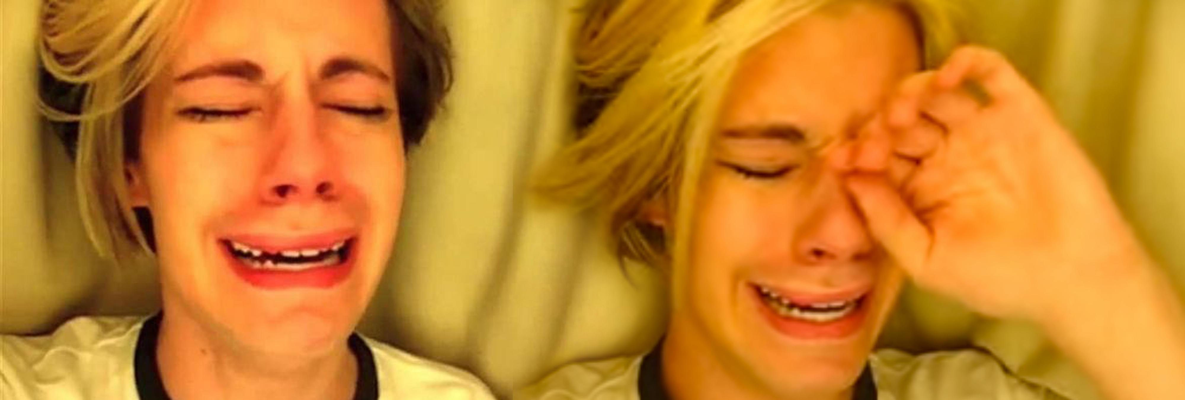 ¿Qué fue del chico del 'Leave Britney Alone'? Su espectacular cambio físico