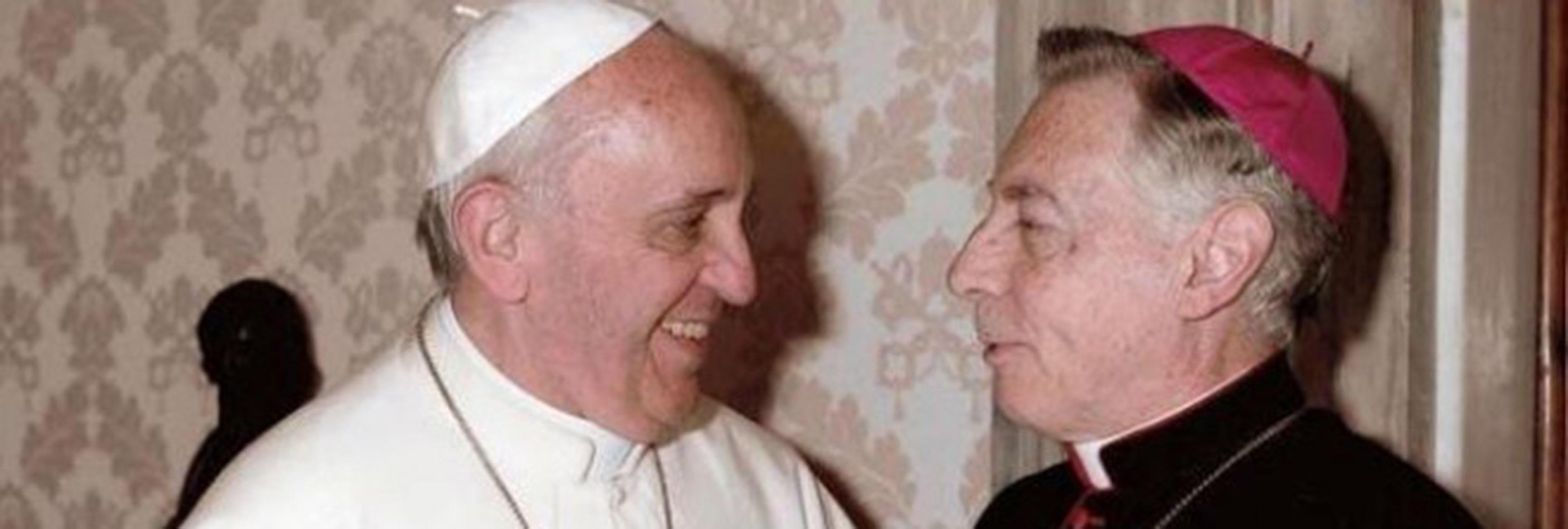 """Un arzobispo argentino cree que el incremento de la violencia machista """"tiene que ver con la desaparición del matrimonio"""""""