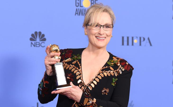 Meryl Streep, premio a toda una carrera