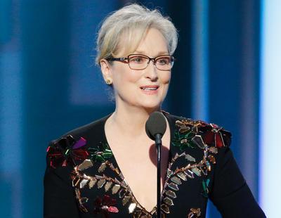 Las bofetadas de Meryl Streep a Donald Trump en los Globos de Oro
