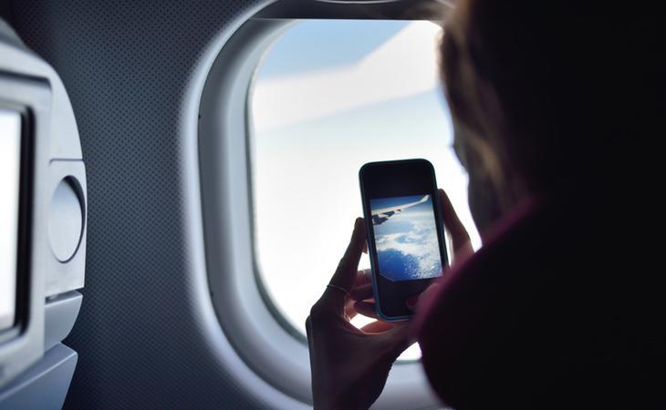 El 35% de los encuestados tienen en cuenta si una aerolínea ofrece Wifi