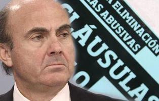 El Gobierno planea proteger a la banca en las reclamaciones por la cláusula suelo