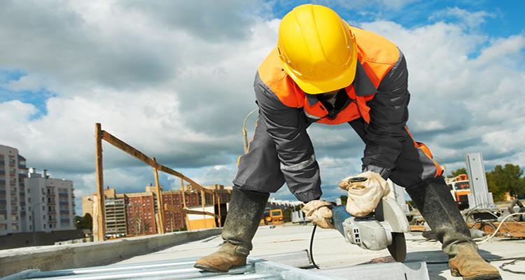 La construcción es uno de los sectores en los que se producen más accidentes
