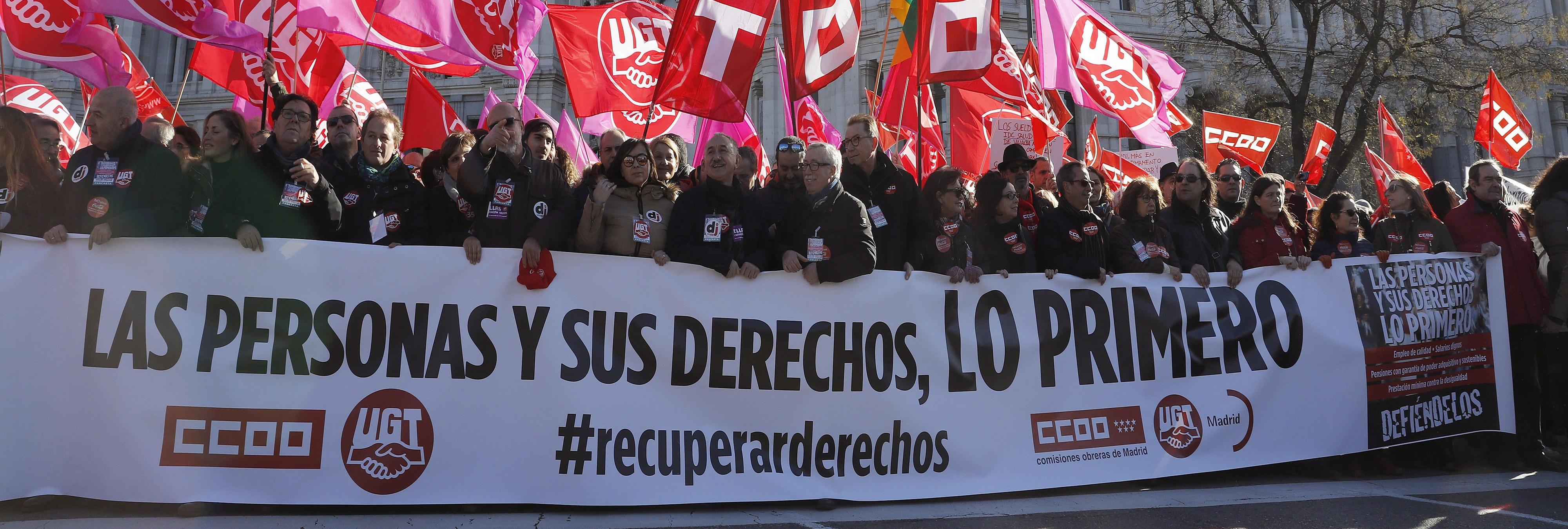 Los accidentes laborales provocan en España dos muertes diarias