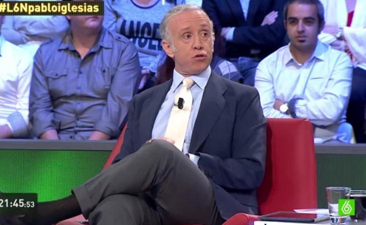 Eduardo Inda en 'laSexta Noche'