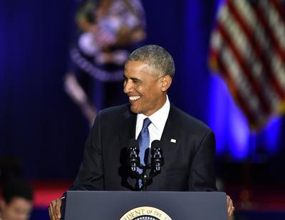 Los 8 puntos clave del último discurso de Obama como presidente