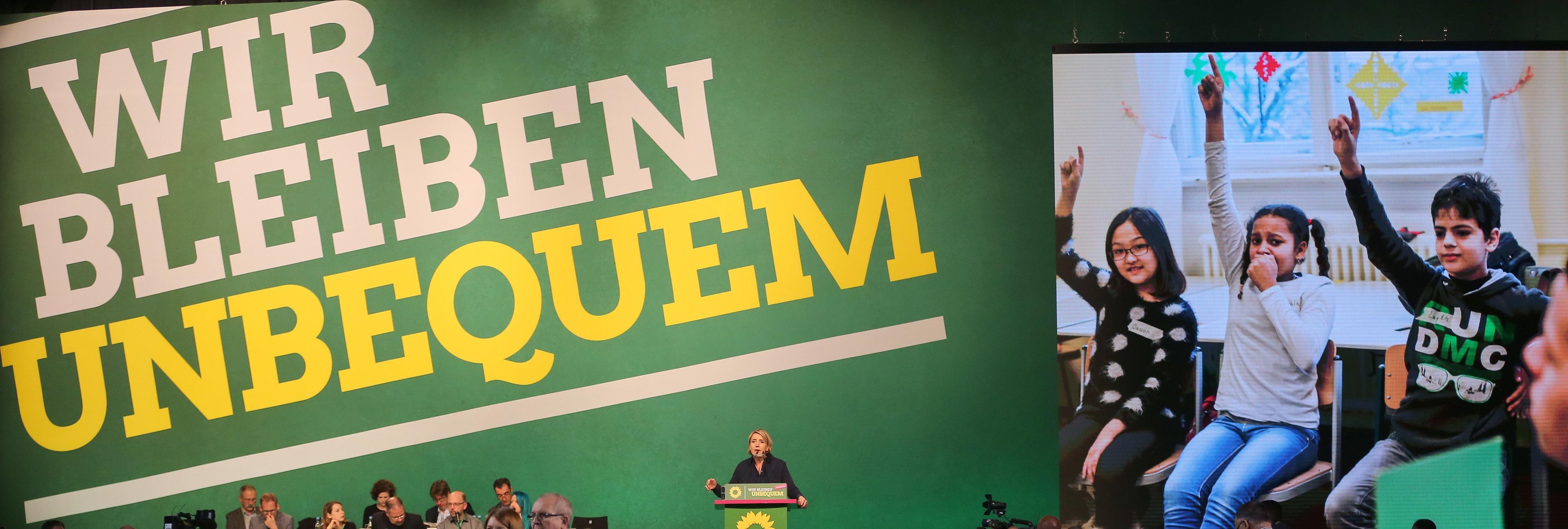 El partido verde alemán propone la asistencia sexual con prostitutas cubierta por la seguridad social