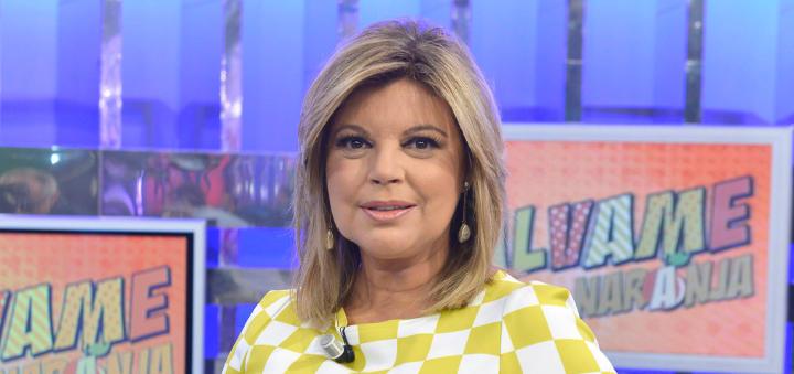 La presentadora trabaja, desde hace años, como colaboradora de 'Sálvame'