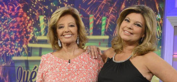 Junto a su madre, la colaboradora protagoniza un reality show