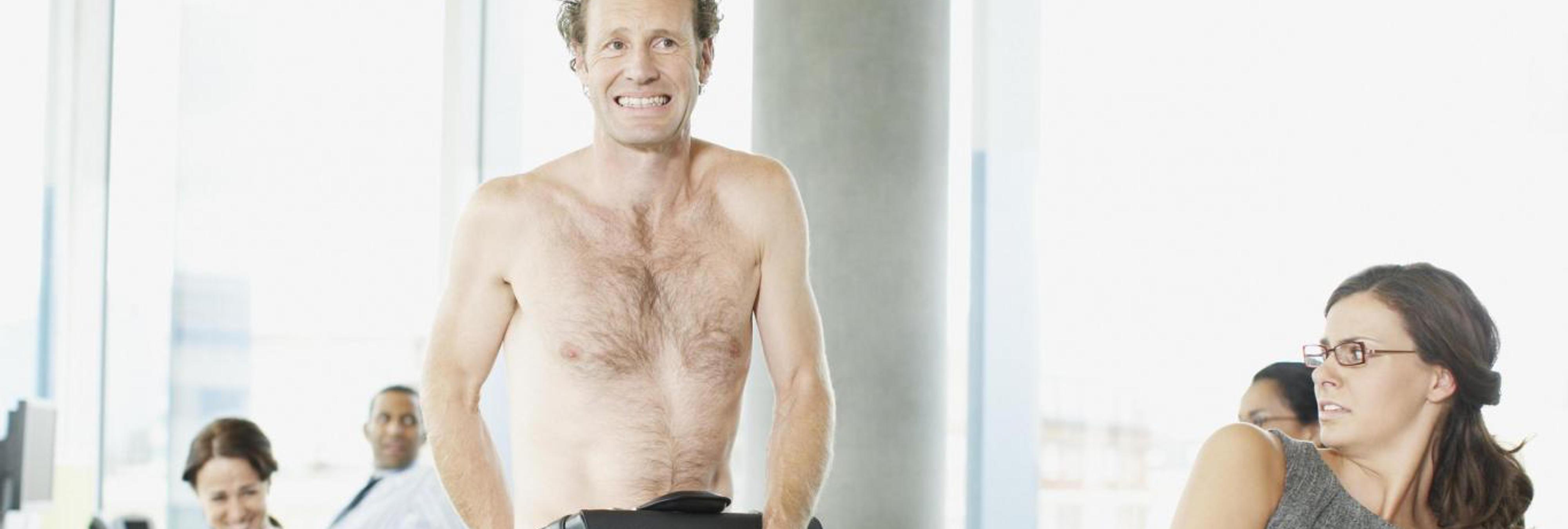 Los psicólogos recomiendan masturbarse en el trabajo