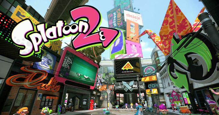 Jugar online al nuevo 'Splatoon 2' tendrá un coste mensual