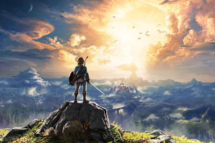 'The Legend of Zelda: Breath of the Wild' será el pan debajo del brazo de Nintendo Switch