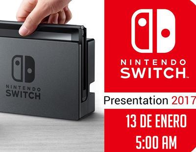 Todo lo que debes saber de la conferencia sobre Nintendo Switch