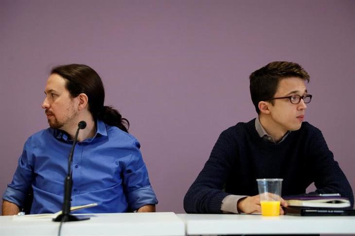 Pablo Iglesias e Íñigo Errejón: el desencuentro de los dos gallos del corral morado