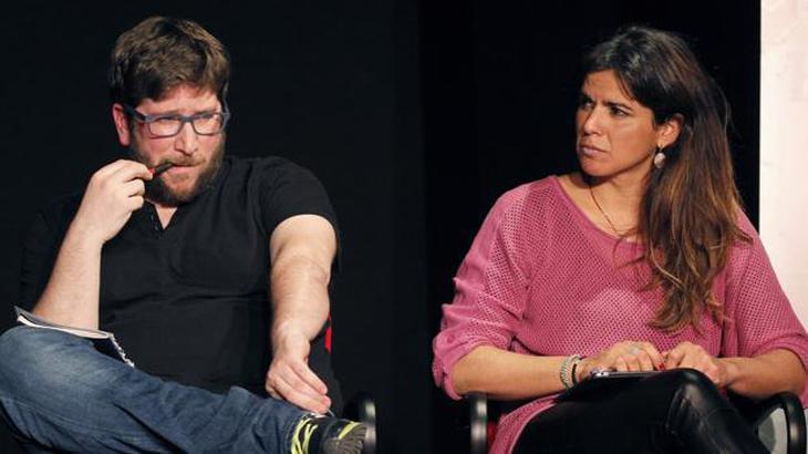 Los anticapitalistas, liderados por Urbán y Rodríguez, terceros en discordia