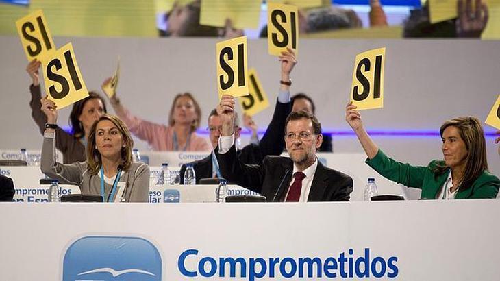 El congreso del PP, presentado como histórico, supondrá un cambio mínimo en el partido