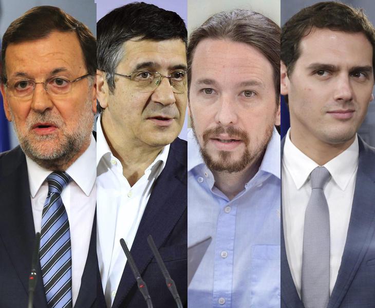 Un 2017 de telenovela: Calendario de los congresos de los partidos políticos